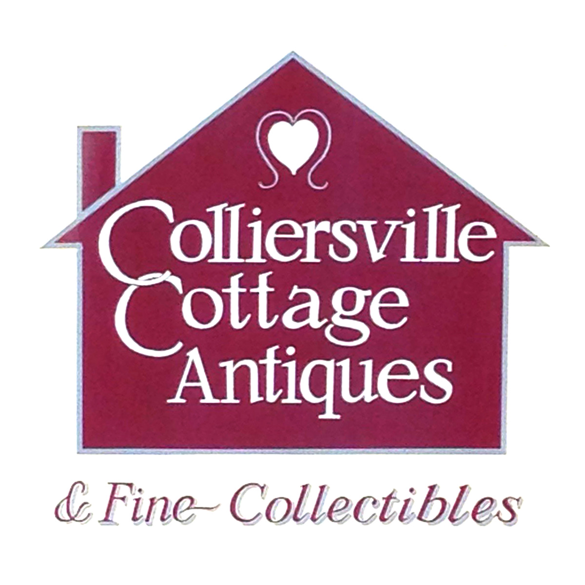 Colliersville Cottage Antiques Logo