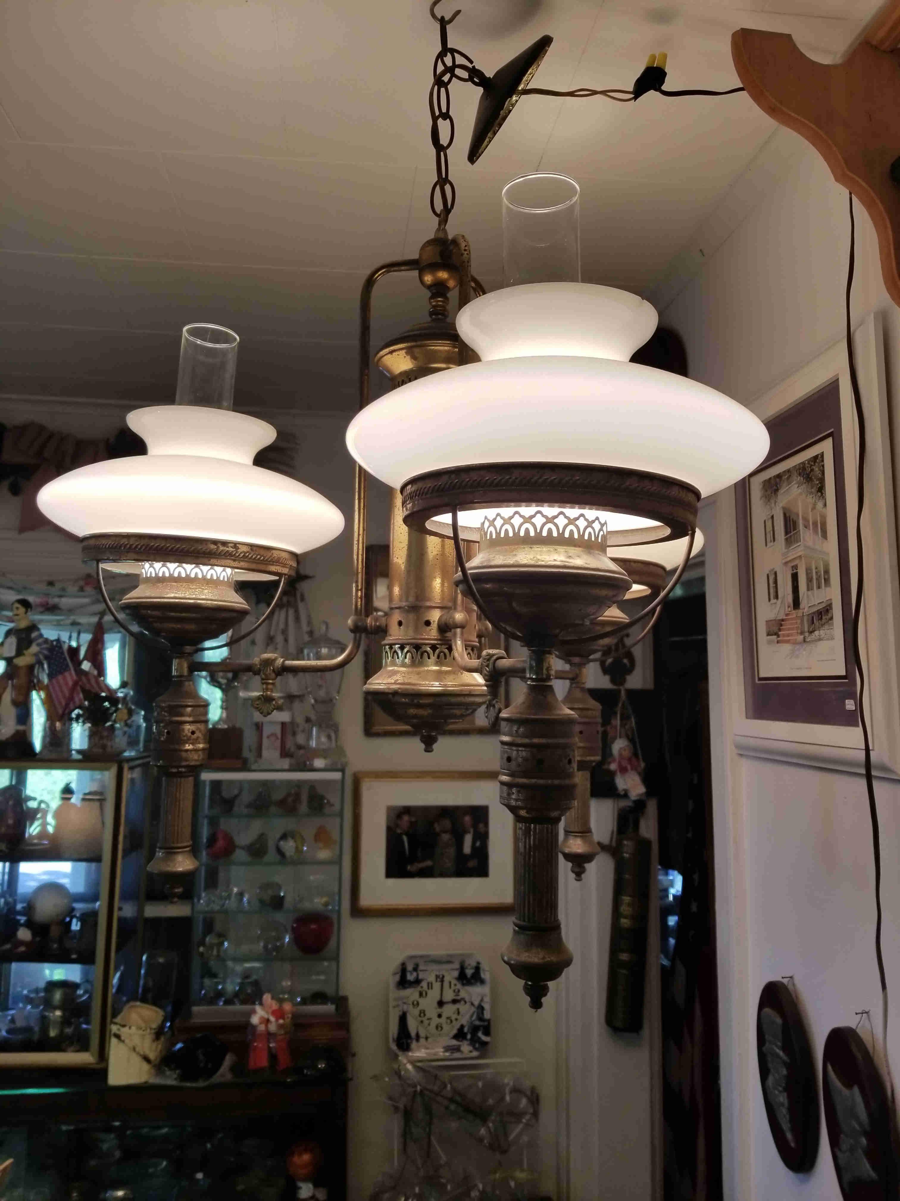 antique lamp Oneonta NY